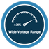 Wide Voltage Range